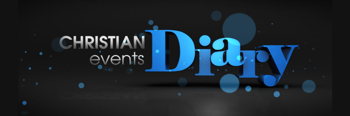 Christian Events Diary Banner