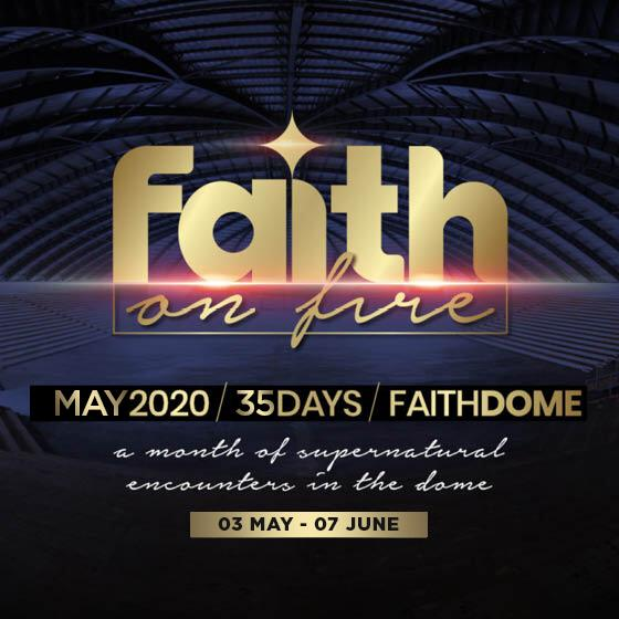 PRESS RELEASE – Faith On Fire Conference